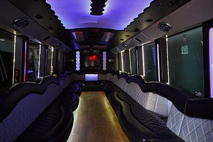 Party Bus Rental Berkley MI