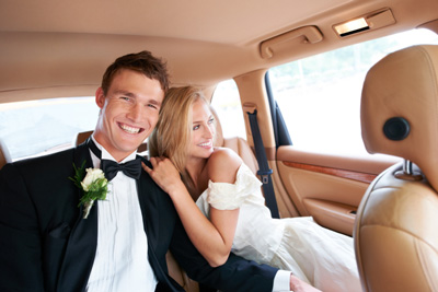 Wedding Transportation Service Walled Lake MI